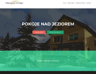tanienoclegi.elk.pl screenshot