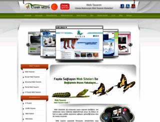 tanirmedya.com screenshot