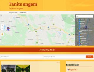 tanitsengem.hu screenshot