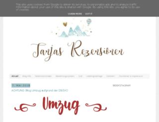 tanjaisaddictedto.blogspot.de screenshot