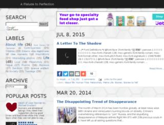tanjali.com screenshot
