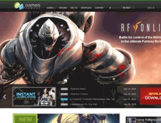 tankace.gamescampus.com screenshot
