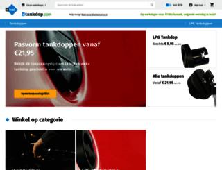 tankdop.com screenshot
