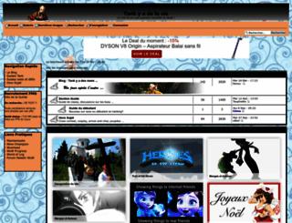 tankyadelavie.forumperso.com screenshot
