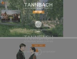 tannbach-modul.zdf.de screenshot