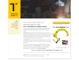 tannertoolsllc.com screenshot