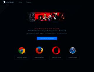 tanoth.com.pt screenshot