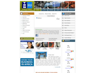tanserve.co.tz screenshot