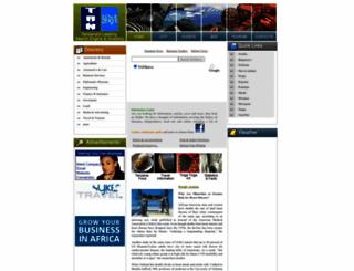tanserve.com screenshot