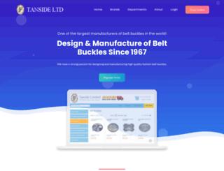 tanside.com screenshot