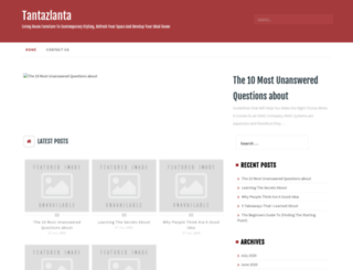 tantaztanta.info screenshot