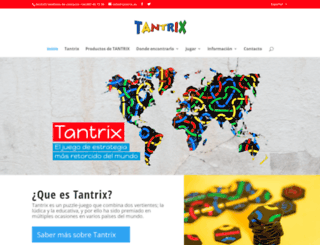 tantrix.com.es screenshot