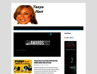 tanya-hart.com screenshot