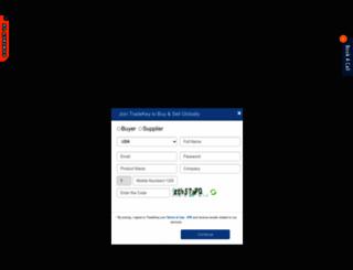 tanzania.tradekey.com screenshot