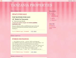 tanzaniaproperties.blogspot.com screenshot