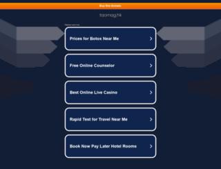 taomag.hk screenshot