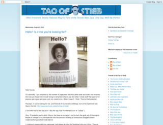 taoofstieb.blogspot.com screenshot