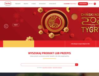 taotao.pl screenshot