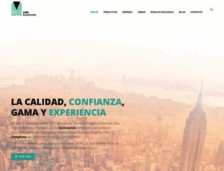 tapasdearquetas.com screenshot