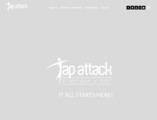 tapattack.co.uk screenshot