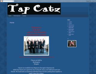 tapcatz-ladytappers.blogspot.co.uk screenshot