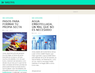 tapestrys.org screenshot