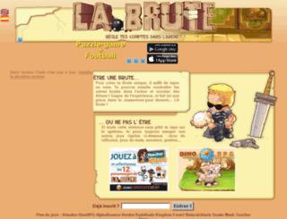 tapetoutla.labrute.fr screenshot