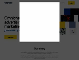 taptapnetworks.com screenshot