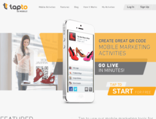 tapto.com screenshot