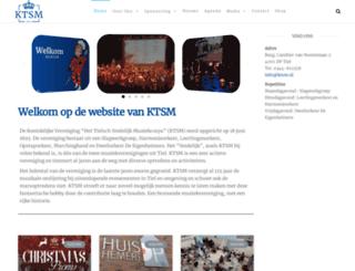taptoetiel.nl screenshot