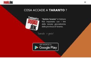 taranto.puglia.link screenshot