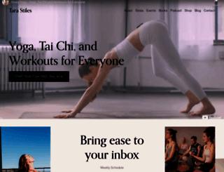 tarastiles.com screenshot