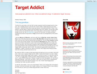 target-addict.blogspot.com screenshot