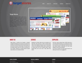target-stores.co.uk screenshot