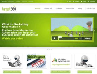 target360.com screenshot
