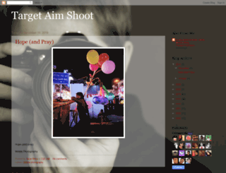 targetaimshoot.blogspot.com screenshot