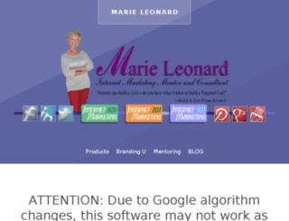 targetedleadextractor.com screenshot