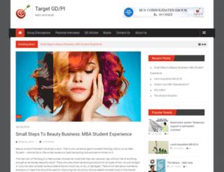 targetgdpi.com screenshot