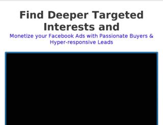 targetingmills.com screenshot