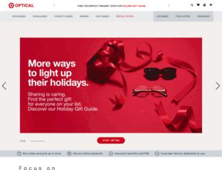 targetoptical.com screenshot