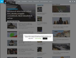 targetwalleye.com screenshot