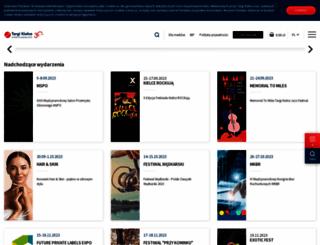 targikielce.pl screenshot