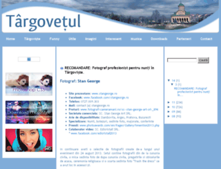 targovetul.info screenshot