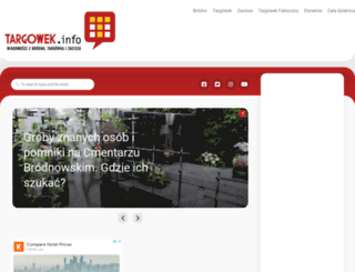 targowek.info screenshot