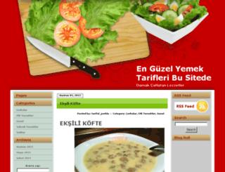 tarif-al.com screenshot