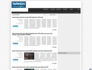 taringanod321.blogspot.com screenshot