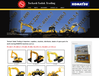 tarkash.com screenshot