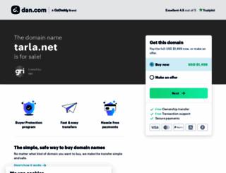 tarla.net screenshot