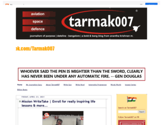 tarmak007.blogspot.com screenshot