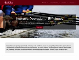 tarmin.com screenshot